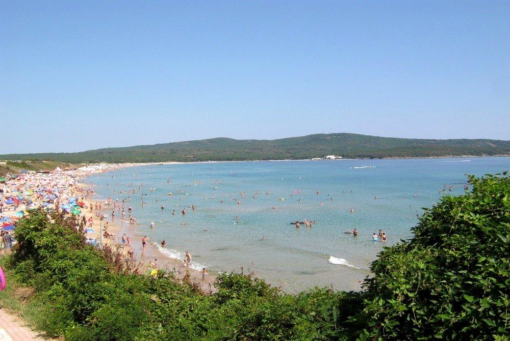 Почивка на плажа - beach vacation - Пляжный отдых, отдых на море - Strandurlaub : Bulgarien